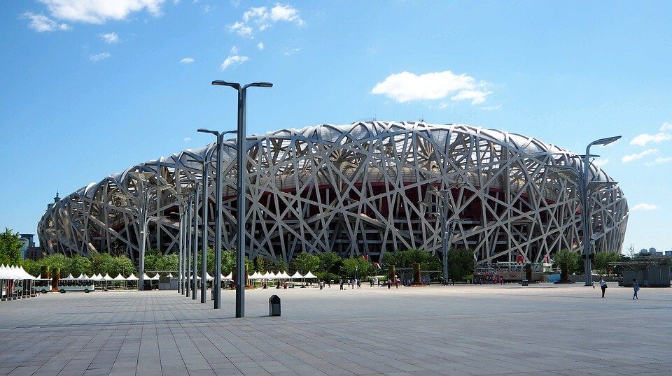 Beijing National Stadium, China