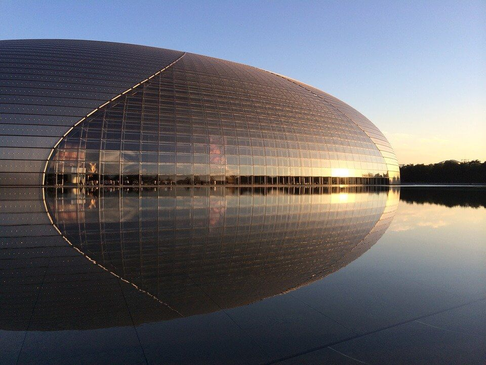 3.National Center for Performing Arts, China